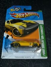 2012 HOT WHEELS FORD SHELBY GR-1 CONCEPT 11/15 TREASURE HUNTS