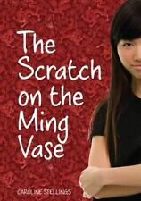 The Scratch on the Ming Vase: A Nicki Haddon Mystery-ExLibrary