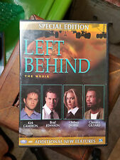 Left Behind The Movie Special Edition (DVD, 2000) Kirk Cameron