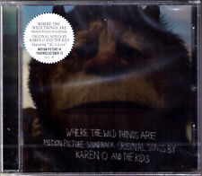 WHERE THE WILD THINGS ARE Karen O And The Kids OST CD Wo die wilden Kerle wohnen