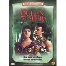 THE BIBLE COLLECTION # Queen of Sheba / La Regina Di Saba DVD (Sealed)