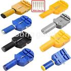 Watch Band Strap Link Pin Remover Adjuster Opener Watchmaker Repair Tool +6 Pins