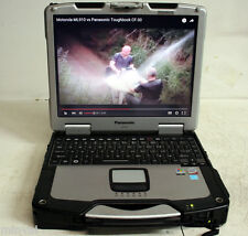 Panasonic ToughBook CF-30 MK3 160GB HDD 2GB RAM No Optical ChromeOS CF-30KAPAXAM