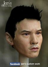 1/6 Hot CUSTOM toys 元斌 Won Bin The Man from Nowhere figure head Kumik Enterbay