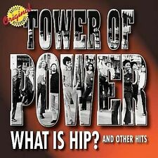 What Is Hip and Other Hits by Tower of Power (CD, Apr-2003, Rhino Flashback (...