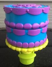 Evenflo Exersaucer Replacement Toy Cake Sweet Tea Party Cupcake Activity Center