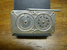 EARLY POCKET ADDER MECHANICAL VINTAGE CALCULATOR WORKS PERFECTLY!