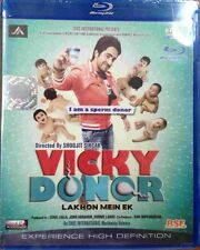 Vicky Donor (2012) Bollywood Movie Region Free Bluray With Subtitles