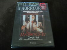 "DVD NEUF ""LA MALEDICTION 4 IV"" Collection Films d'Horreur  N°49"