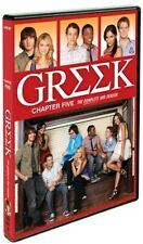 Greek: Chapter Five - The Complete 3rd Season [6 Discs (2011, DVD NEW)6 DISC SET