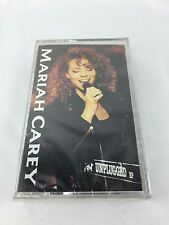 MTV Unplugged by Mariah Carey (Cassette Tape, Jun-1992, Columbia (USA))