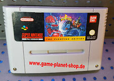Power Rangers The Fighting Edition SNES Modul Sammlung by Game-Planet-shop