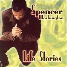 NEW - Life Stories by Washington, Spencer