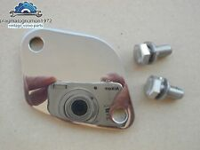 VOLVO 122 121 PV 544 P 1800 FUEL PUMP COVER PLATE STAINLESS STEEL MIRROR FINISH!