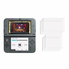 6 clair nintendo new 3DS XL 2016 film de protection écran saver