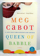Queen of Babble by Meg Cabot (2007, Paperback)