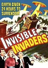 Invisible Invaders (1959) (2016, REGION 1 DVD New)