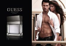 Guess Seductive Cologne Perfume for Men Eau De Toilette Spray 3.4 oz 100 ml New