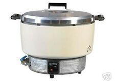 Rinnai Natural Gas Rice Cooker (55 Cups)  NSF Made in JAPAN Commercial Quality!
