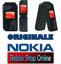 Nokia 7270 black (sans simlock) 3 volume mp3 DESING original Finland comme NEUF top