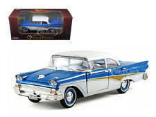 1958 FORD FAIRLANE BLUE 1/32 DIECAST MODEL CAR BY ARKO PRODUCTS 05801