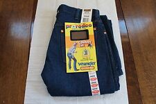 Wrangler 13MWZPW Jeans 29X30 Original Cut Prewashed