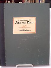 A Treasury of American Prints, 100 Etchings and LithographsThomas Craven, 1939