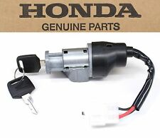 New Genuine Honda Ignition Key Switch CN250 Helix Scooter 1986-2007 OEM Part#F69