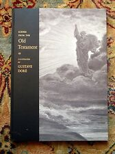 1953 THE OLD TESTAMENT - FINE PRINTING with 36 Large GUSTAVE DORE ILLUSTRATIONS