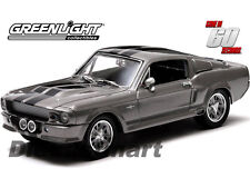 1967 SHELBY GT500 ELEANOR GONE IN 60 SIXTY SECONDS 1:43 GREENLIGHT 86411