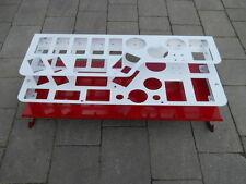 Car Cleaning Kit shelf rack Autoglym care Garage Workshop Valeting caravan cars