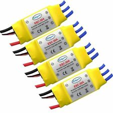 4x 30A HP Brushless speed controller ESC MultiCopter KK Multi-Copter Quad (GBP)