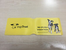 Dogs Trust Oyster Card Travel Card Bus Pass Holder Wallet Railcard
