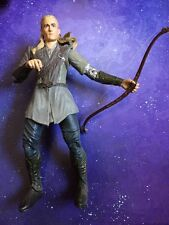 """ToyBiz Lord of the Rings, Legolas 6"""" Action Figure Loose LOTR"""
