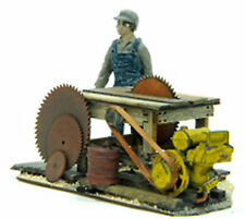 BANTA MODELWORKS SAW MILL SAW TABLE O On30 Railroad Structure Wood Kit BM724