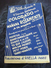 Partition Colorado Manana Rosamente Ch Midonio Music Sheet