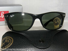 New Authentic Ray Ban New Wayfarer Sunglasses RB2132 901L RB 2132 55mm