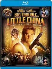 Big Trouble in Little China Blu-ray Region A BLU-RAY/WS