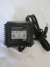 Creative I.T.E. Power Supply Model MAG120420UA5 12V 60Hz 750mA WORKS GREAT!!