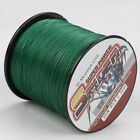 Spider 100-2000m 10 to 300LB Moss Green Braid Fishing line/Agepoch line @