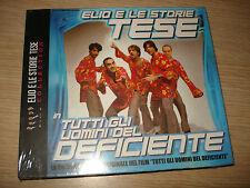 CD N°13 ELIO E LE STORIE TESE COLLECTION TUTTI GLI UOMINI DEL DEFICIENTE