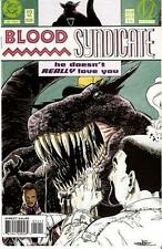 Blood Syndicate (1993-1996) #12