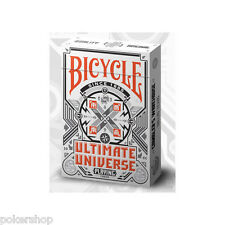 Carte Bicycle Ultimate Universe Grayscale Edition by Gambler's Warehouse