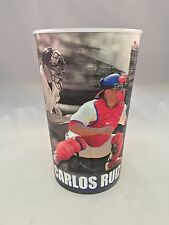 CARLOS RUIZ PHILADELPHIA PHILLIES CITZENS BANK PARK CUP GIVE-AWAY