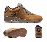 Nike Air Max 90 Winter PRM Flax Bronze Wheat Brown UK Size 7 US 8 OG 95 1 Force
