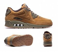 Nike Max 90 Invierno PRM Lino Air bronce marrón de trigo UK 10 nos 11 og 1 Force LV8 95