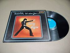 ## VINYL RECORD ALBUM,TERRY TIGRE ELVIS,WE LOVE YOU,GUSTO RECORDS 1977,SD-993X