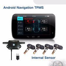 TPMS Sistema de control de la presión de los neumáticos Sensor exterior GPS