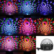20W LED RGB DJ Club Disco Party Magic Ball Crystal Effect Light Stage Lighting