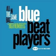 "BLUE BEAT PLAYERS - ALL IN THE SAME BAG..""HIGH NUMBERS""  CD NEUWARE"